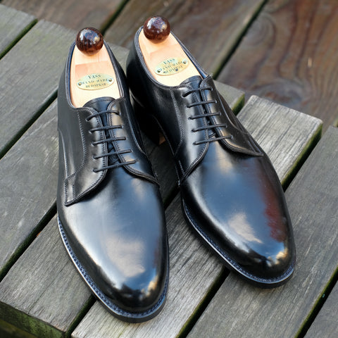 London Derby - Black Calf