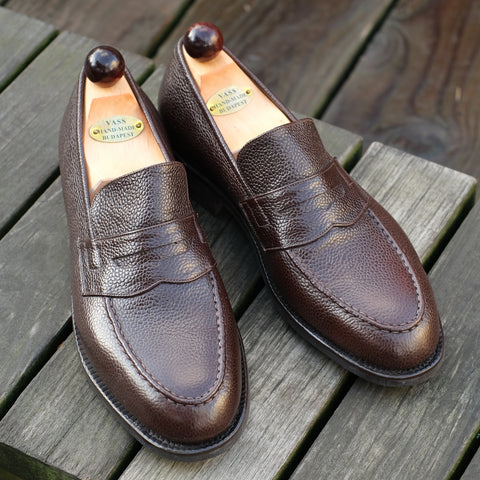 Slipper - Brown Scotchgrain