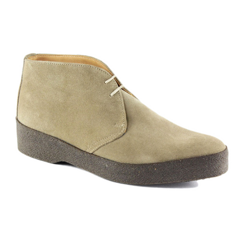 Hi Top - Dirty Buck Suede