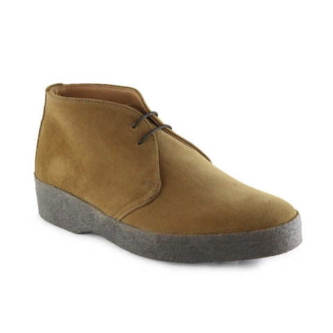 Hi Top - Indiana Tan Suede