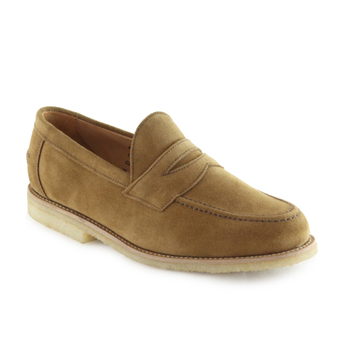 Louis - Indiana Tan Suede