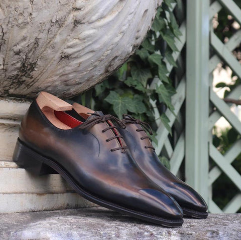 Casanova - Ebony Calf Patina