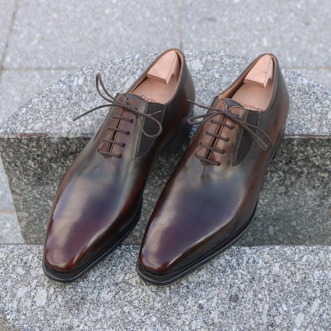 Easy - Ebony Calf Patina
