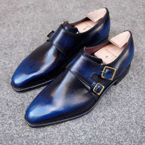 Twin - Blue Calf Patina