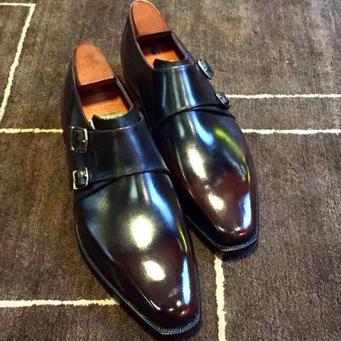 Twin - Ebony Calf Patina