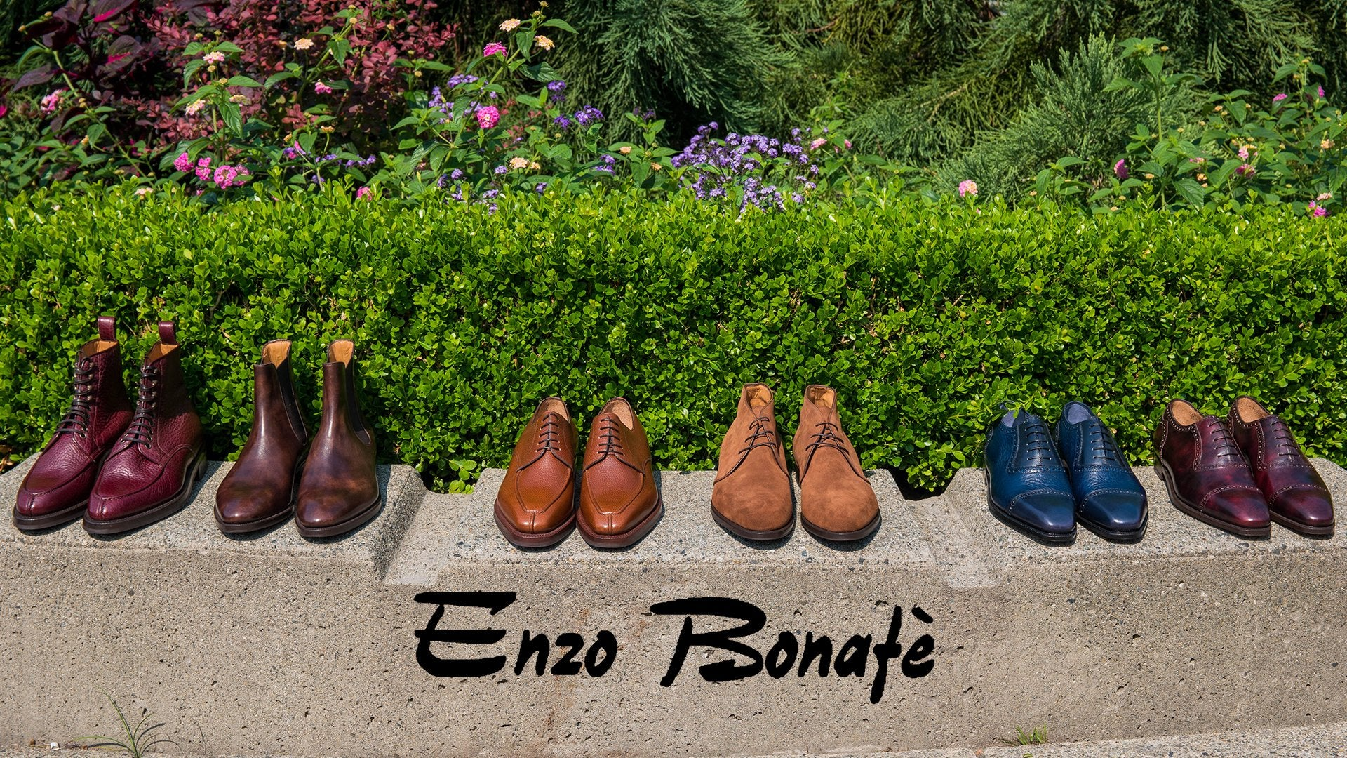 Enzo Bonafe Shoes