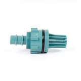 AmHydro Multi-Purpose Growing Tray Fill/Drain Fitting