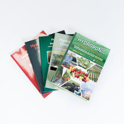 AmHydro 5 Book Set: Introduction to Hydroponics