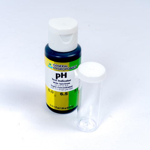 AmHydro Manual pH Test Kit