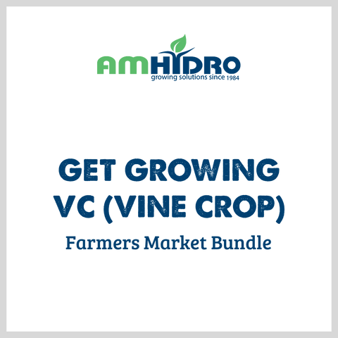 Get Growing VC (Vine Crop) Farmers Market Bundles & Kits