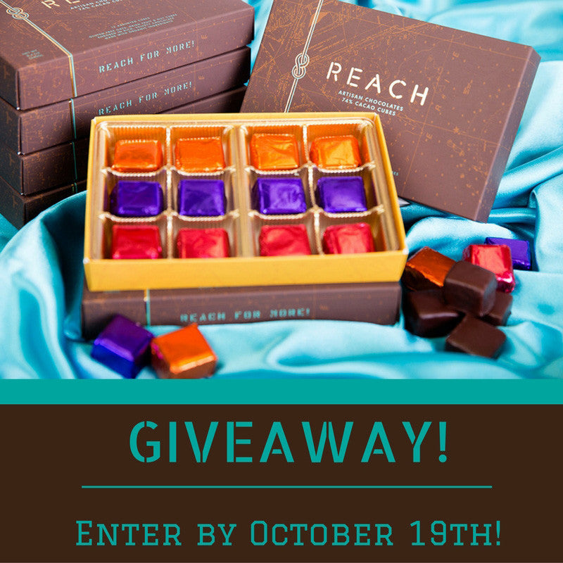 October Autumn Giveaway