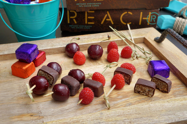 Reach Fruit Kabobs