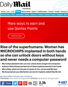 Rise of the Superhumans