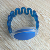 RFID Waterproof Plastic Wristband