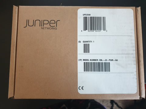 Juniper CBL-JX-PWR-AU (Sealed)