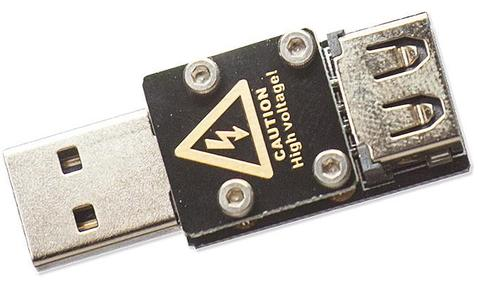 USB Killer Testing Shield