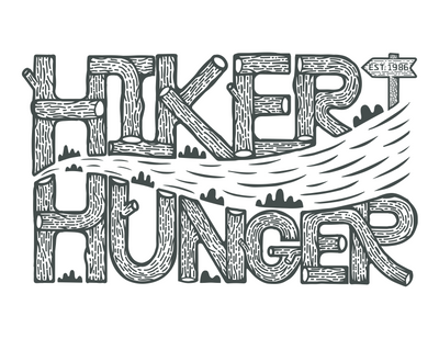 Hiker Hunger Coloring Page