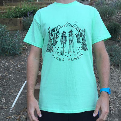 Hiker Hunger - Hiker Hunger T-Shirt - Best Hiking Gear!