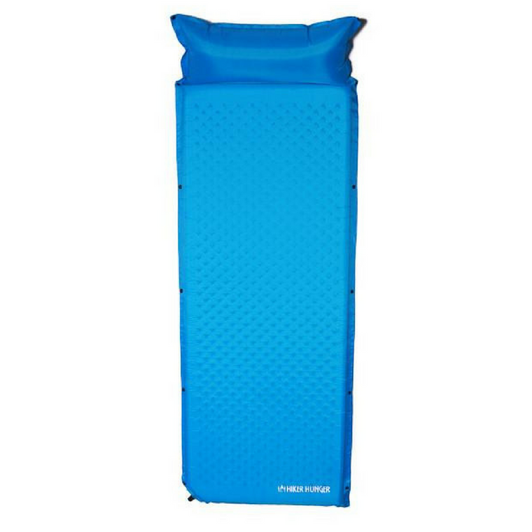 Blue Self Inflating Pad