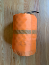 Original Orange Sleeping Pad with Pillow