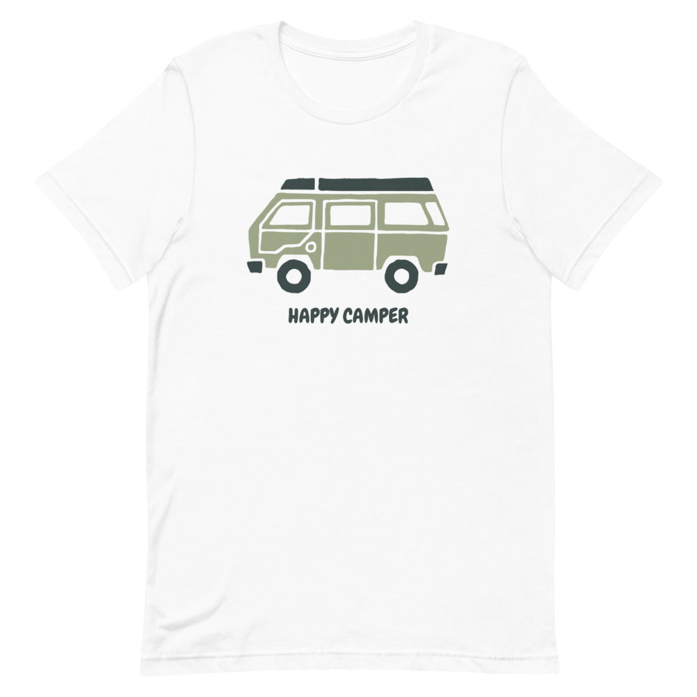 Happy Camper T-Shirt (unisex)