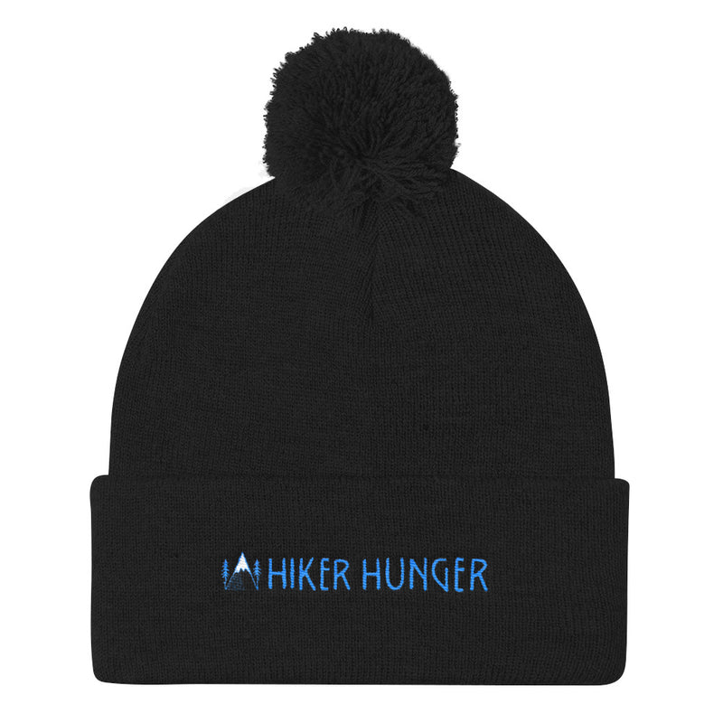 Hiker Hunger - Hiker Hunger Pom Pom Knit Cap - Best Hiking Gear!