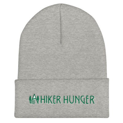 Hiker Hunger - Hiker Hunger - Cuffed Beanie - Best Hiking Gear!