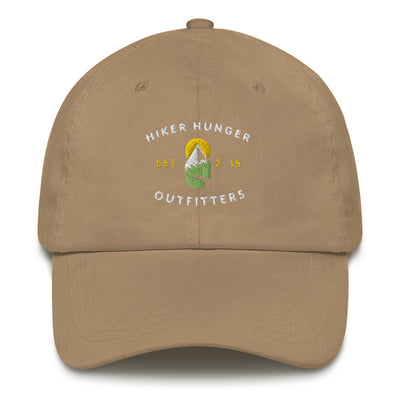 Hiker Hunger Outfitters Dad Hat