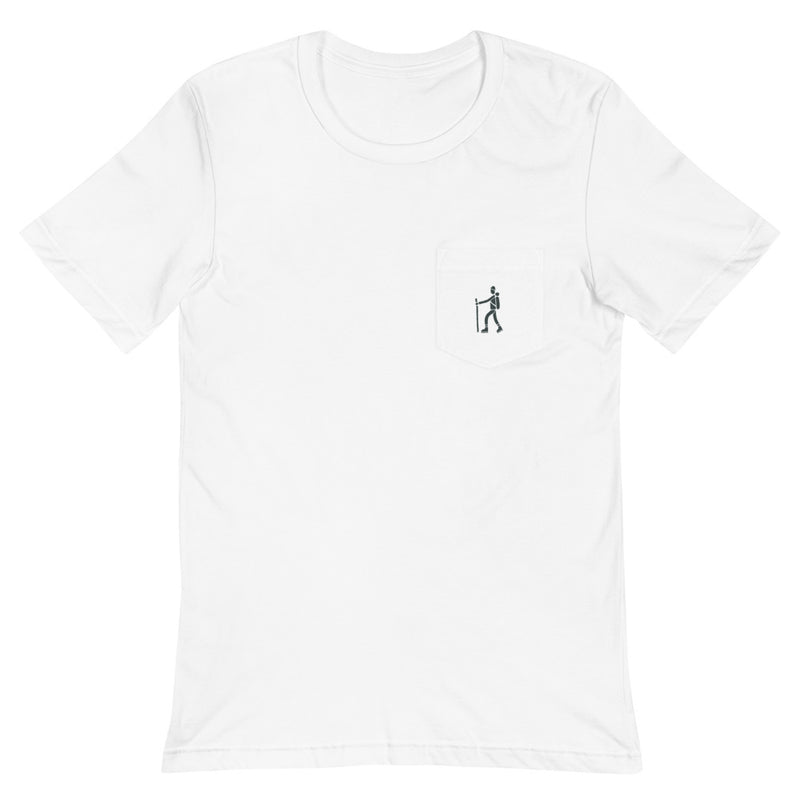 Life in the Woods Pocket Tee