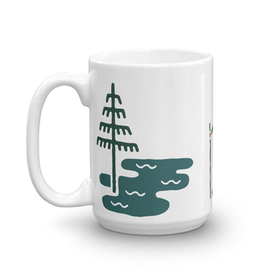 Hiker Hunger - On the Trail Mug - Best Hiking Gear!