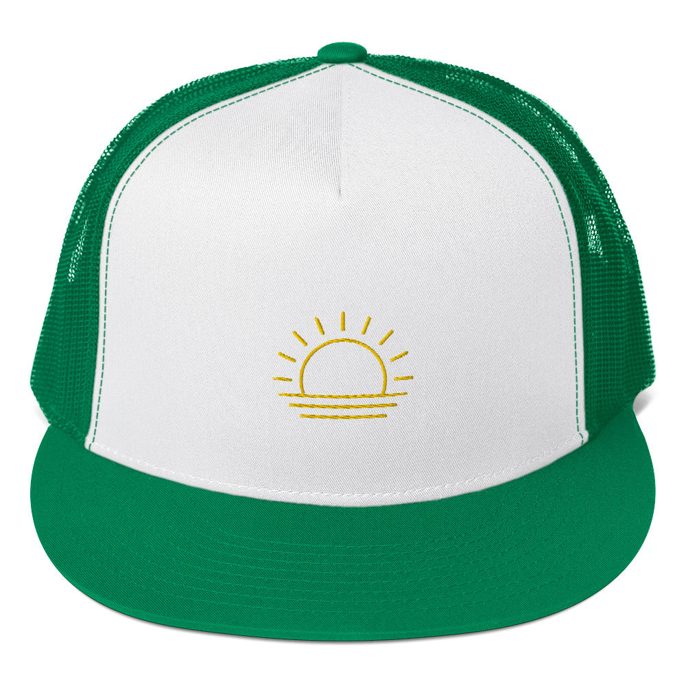 Sunrise Chaser Trucker Hat