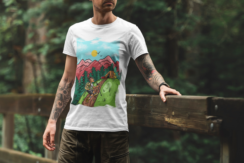 The Road Home T-Shirt