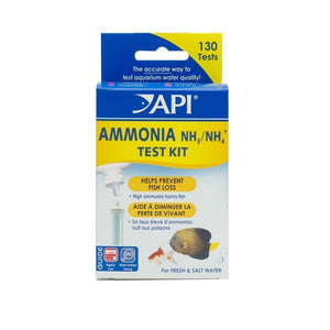 API | Ammonia Test Kit 317163000861 Super Cichlids