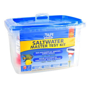 API | Saltwater Master Test Kit 317163134016 Super Cichlids