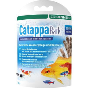 Denenerle | Catappa Bark 10 pc Super Cichlids