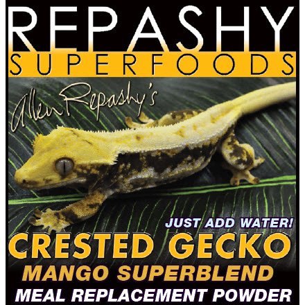 Repashy | Crested Gecko (Mango SuperBlend)