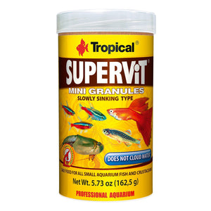 Tropical | SuperVit Mini Granules 5900469622247 Super Cichlids