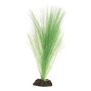 "Underwater Treasures | Silk Hairgrass 8"" - Green 628742013029 Super Cichlids"