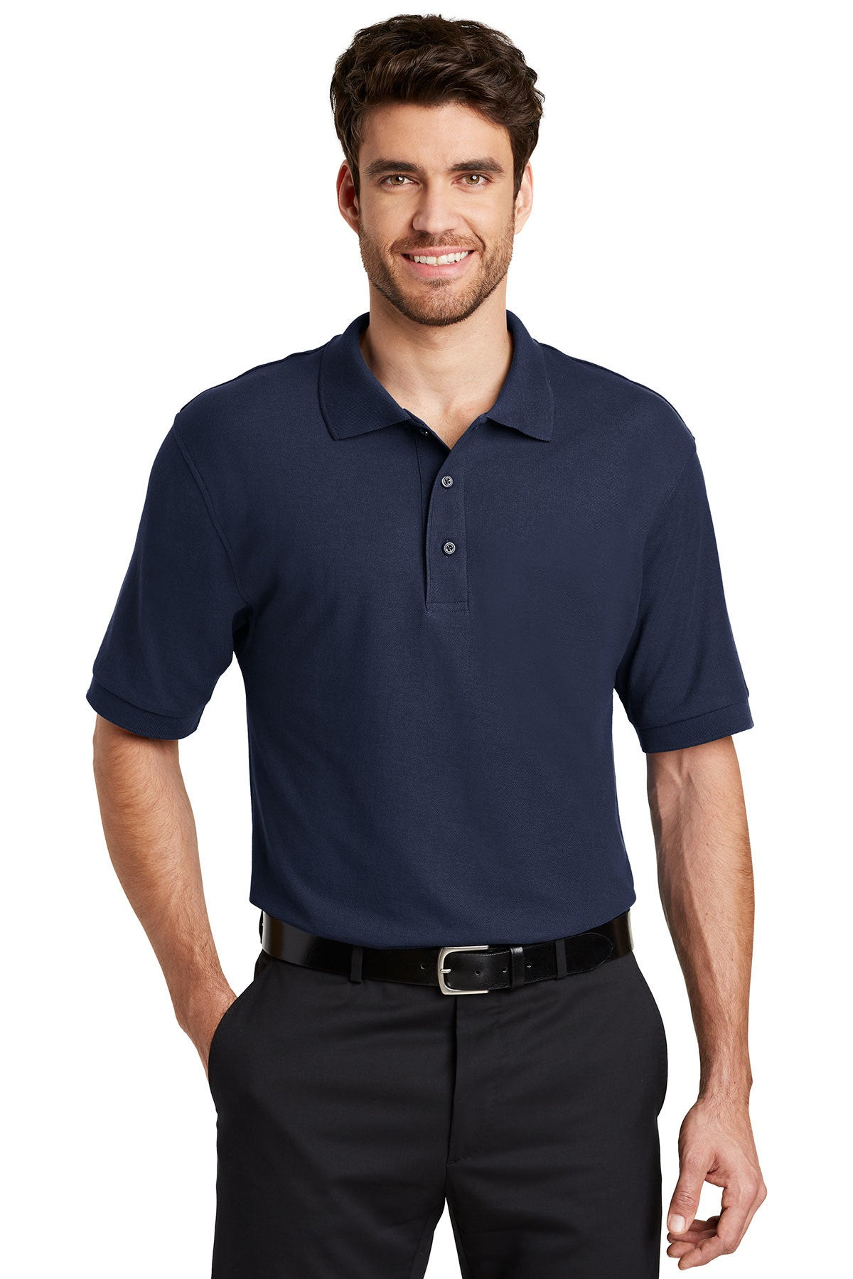 Port Authority® Silk Touch™ Polo