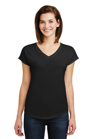Anvil® Ladies Tri-Blend V-Neck Tee
