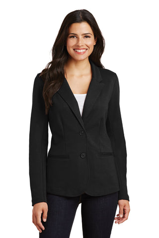 Port Authority® Ladies Knit Blazer
