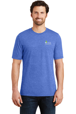 District Made® Mens Perfect Tri® Crew Tee - DM130