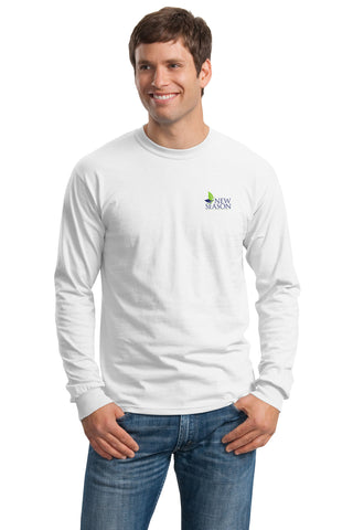 Gildan® Ultra Cotton 100% Cotton Long Sleeve T-Shirt - G2400