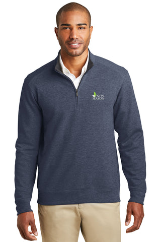Port Authority® Interlock 1/4-Zip - K807