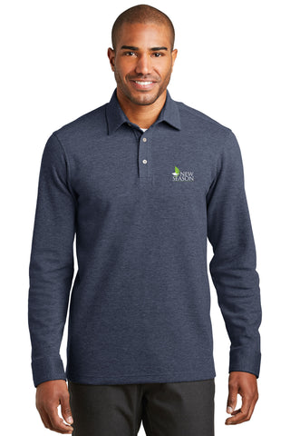 Port Authority® Interlock Polo Cover-Up - K808