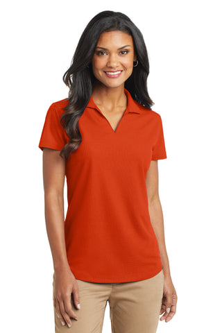 Port Authority® Ladies Dry Zone Grid Polo - L572