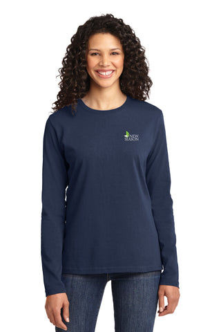 Port & Company® Ladies Long Sleeve T-Shirt - LPC54LS