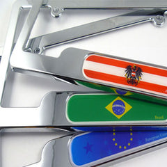 Auto License Plate Frames