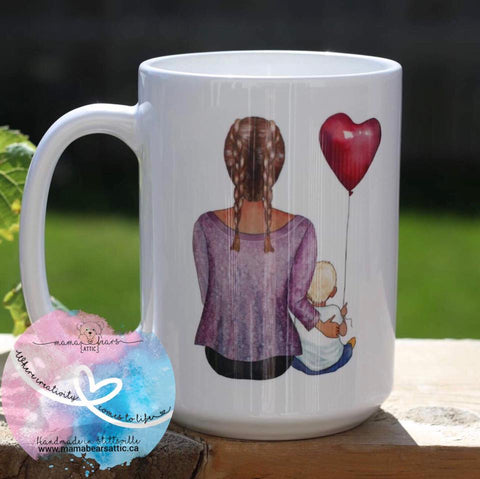 Mom Moments Mugs