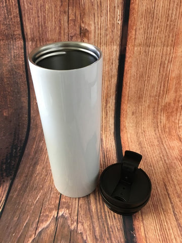 Custom 16oz Stainless Steel Travel Tumbler
